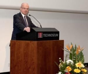 Prof. Dr. Peter Frankenberg ist der neue Vorsitzende des Museumsvereins.