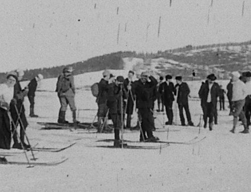 Im weißen Rausch: Wintersport im Stummfilm