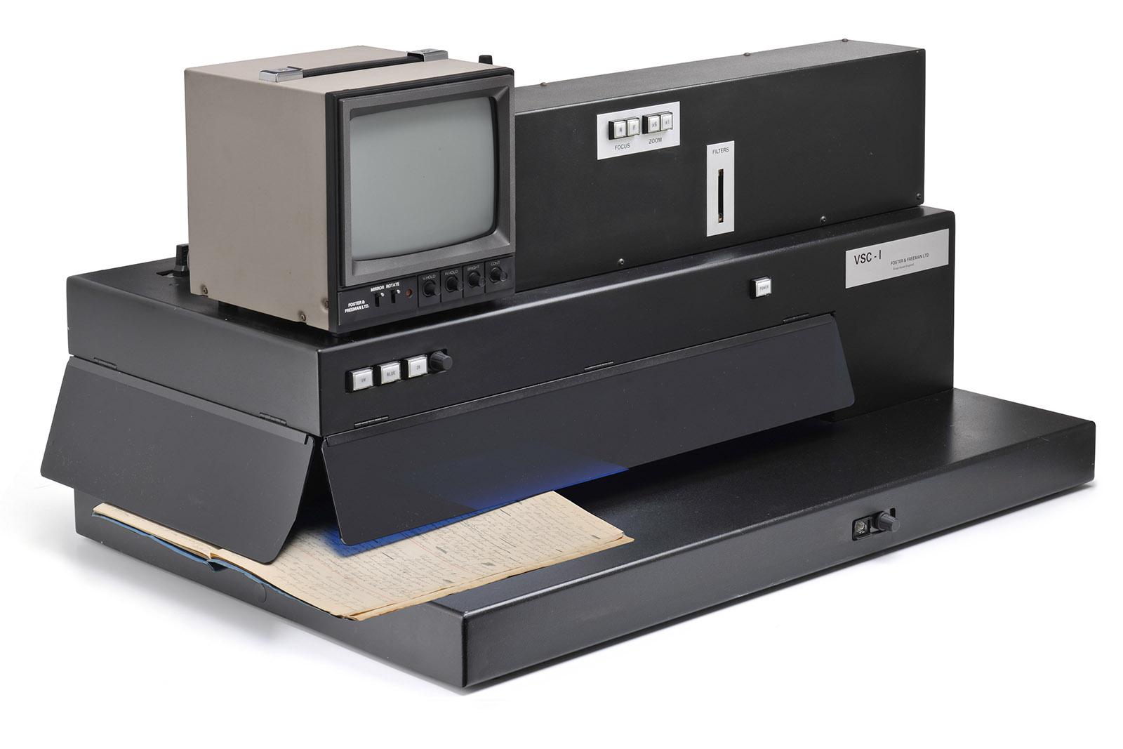 Videospektralkomparator