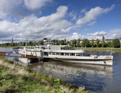 Mannheim oder Düsseldorf? Stiftungsrat des TECHNOSEUM beschließt, das Museumsschiff in gute Hände abzugeben