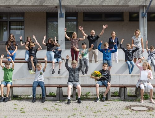 Mit fliegenden Teppichen gegen den Klimawandel: Fünftklässler aus Limburgerhof gewinnen MedienKompetenz-Preis der Heinrich-Vetter-Stiftung
